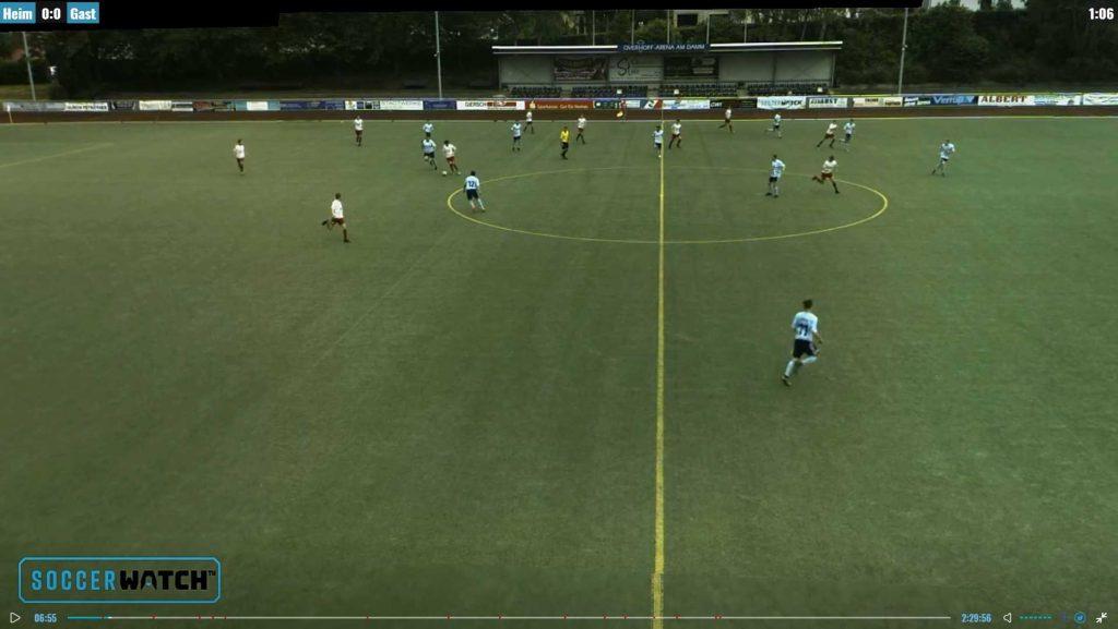 Screenshot Soccerwatch